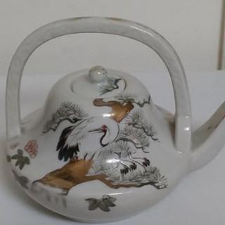 九谷焼 酒器 金蘭手(陶芸)