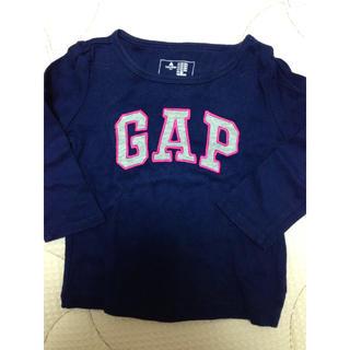 ギャップ(GAP)のギャップ 長袖Tシャツ80サイズ(シャツ/カットソー)