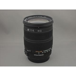 シグマ(SIGMA)のシグマ EOS用18-200mmF3.5-6.3DC OS(レンズ(ズーム))