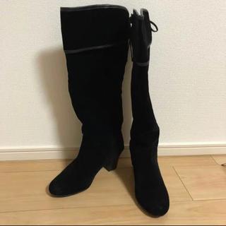 ヌォーボ(Nuovo)のロングブーツ(ブーツ)