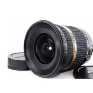 タムロン(TAMRON)の超広角レンズ美品 canon用 AF 10-24mm F3.5-4.5(レンズ(ズーム))