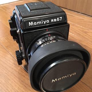 マミヤ RB67(フィルムカメラ)