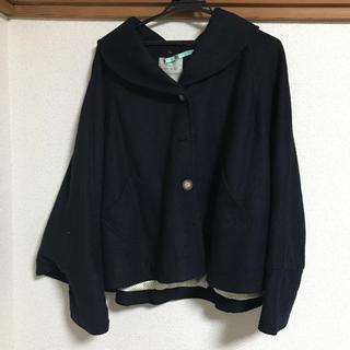 サブロク(SABUROKU)のポンチョ型コート(ポンチョ)