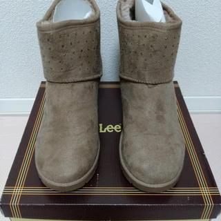 リー(Lee)のLee ムートンブーツ(ブーツ)