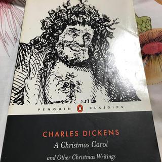 チャールズ ディケンズ クリスマスキャロル 洋書(洋書)