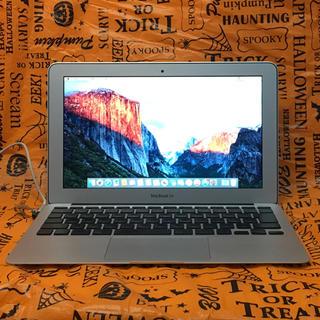 マック(Mac (Apple))の⭐︎美品⭐︎MacBook Air 11インチ【USBメモリで起動】(ノートPC)