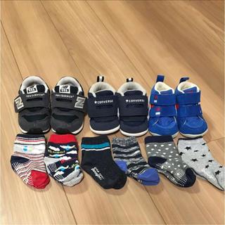 ニューバランス(New Balance)の靴&靴下9点セット(スニーカー)