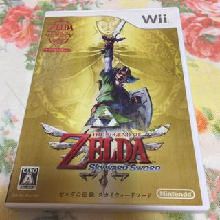 ウィー(Wii)のゼルダの伝説 スカイウォードソード(家庭用ゲームソフト)