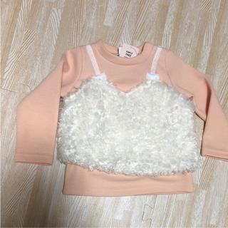プティマイン(petit main)の新品♡トップス(ニット/セーター)
