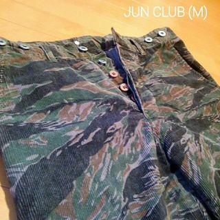 ジュンクラブ(JUNCLUB)の【JUN CLUB】コーデュロイ サファリパンツ☆(ワークパンツ/カーゴパンツ)