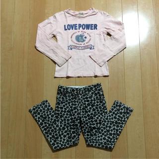 バックナンバー(BACK NUMBER)の女の子☆Tシャツ パンツ(パンツ/スパッツ)