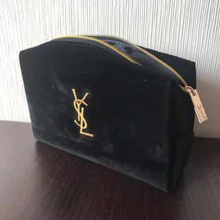 イヴサンローランボーテ(Yves Saint Laurent Beaute)の大人気ブランド 化粧ポーチ 高品質高評価 今ならプレゼント付き!(ポーチ)