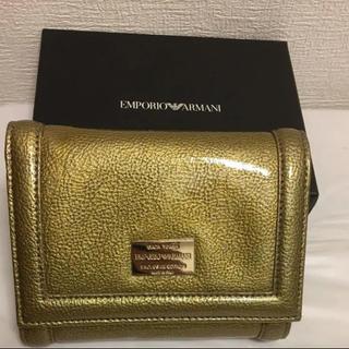 エンポリオアルマーニ(Emporio Armani)のARMANI 折財布(財布)