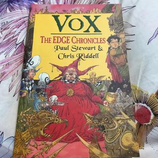 洋書 英語 VOX the edge chronicles(洋書)