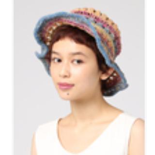 チチカカ(titicaca)のカラフル 帽子 チチカカ 新品☆(ハット)