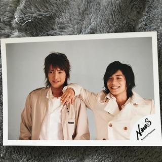 NEWS 関ジャニ∞ 錦戸亮 内博貴 公式 写真(アイドルグッズ)
