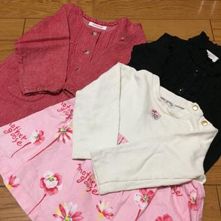 ティンカーベル(TINKERBELL)の95 長袖 3枚セット(Tシャツ/カットソー)