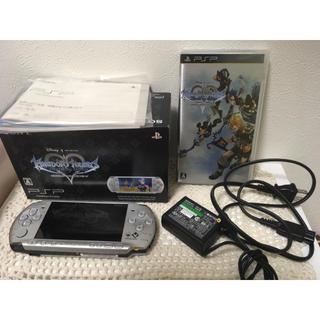 プレイステーションポータブル(PlayStation Portable)のキングダムハーツ バースバイスリープ 同梱版(携帯用ゲームソフト)