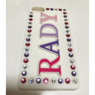 レディー(Rady)のRady iPhoneケース シリコン(iPhoneケース)