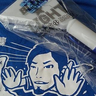 ヨコハマディーエヌエーベイスターズ(横浜DeNAベイスターズ)のベイスターズ ブルーライトと交流戦Tシャツ(応援グッズ)