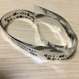 DOBERMAN INFINITY銀テープ(その他)