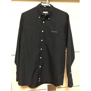 ソフ(SOPH)の超希少!初期soph高機能備長炭BDシャツ黒サイズs(シャツ)