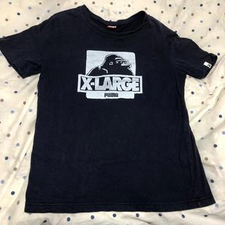 エクストララージ(XLARGE)のX-LARGE PUMA 半袖 Tシャツ(Tシャツ/カットソー(半袖/袖なし))