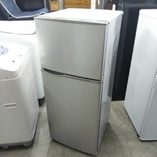 シャープ(SHARP)の【地域限定配送】冷蔵庫 SHARP 118L 2015年製 美品(冷蔵庫)
