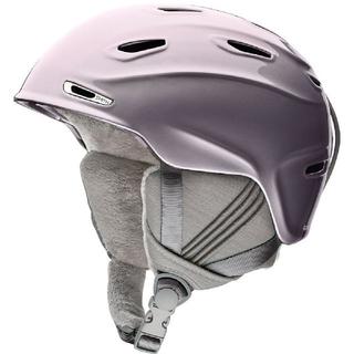 スミス(SMITH)のSMITHスミスピンクスノーボードヘルメットArrivalレディースSサイズ(アクセサリー)
