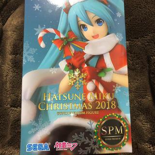 初音ミク クリスマス2018 フィギュア(フィギュア)