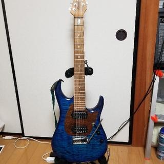 スターリング(STERLING)のSterling by MUSICMAN JP157 ローステッドメイプルネック(エレキギター)