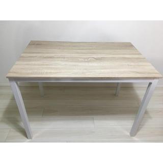 テーブルと椅子4脚(ダイニングテーブル)