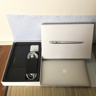 マック(Mac (Apple))のMacBook Air 11インチ 265G SSD MD712J/B(ノートPC)