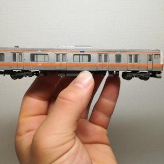 ジェイアール(JR)の中央線(塗装済み)(鉄道模型)