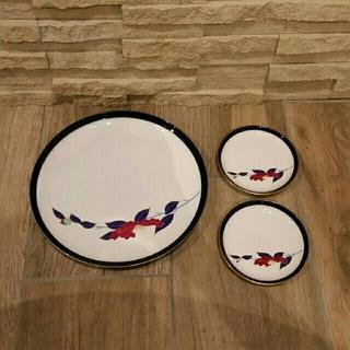 コウランシャ(香蘭社)の香蘭社 大皿&小皿セット(食器)