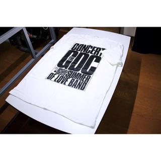 グランドキャニオン(GRAND CANYON)の【GDC10周年記念モデル】 GDC×UNIQLO コラボTシャツ Lサイズ(Tシャツ/カットソー(半袖/袖なし))