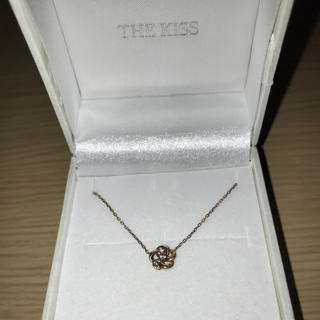 ザキッス(THE KISS)のTHE  KISS ネックレス(ネックレス)