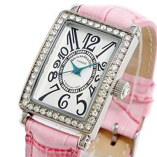 アレッサンドラオーラ(ALESSANdRA OLLA)のアレッサンドラ オーラ  クオーツ レディース 腕時計(腕時計)