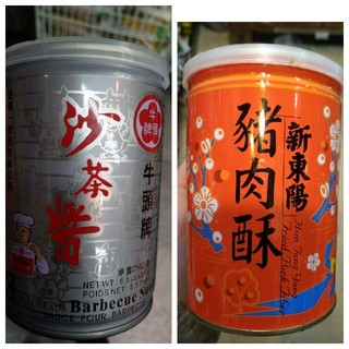 台湾 新東陽肉鬆/愛之味甜辣醬/烏龍茶/麻辣ソース /サーチャージャン(調味料)