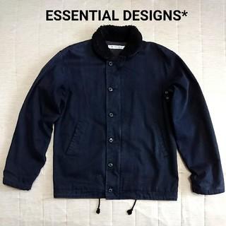 エッセンシャルデザイン(ESSENTIAL DESIGNS)のESSENTIAL DESIGNS* ジャケット(Gジャン/デニムジャケット)