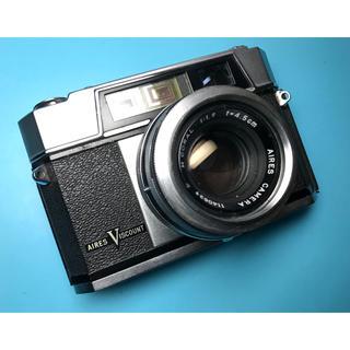 かわいい! 美品! レトロ フィルムカメラ アイリス VISCOUNT(フィルムカメラ)