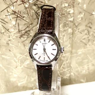 セイコー(SEIKO)のアンティーク ビンテージ 日常防水 セイコーレディスポーツ(腕時計)