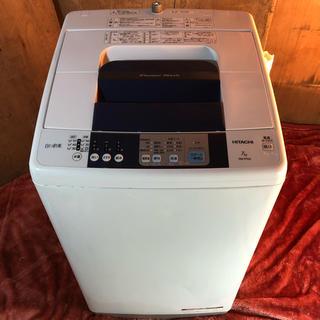 ヒタチ(日立)の近郊送料無料♪ 2015年製 日立 7.0kg 洗濯機 NW-R702(洗濯機)