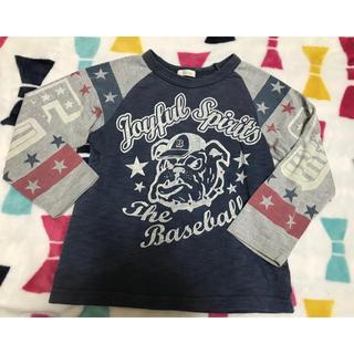 アコバ(Acoba)のロンT 100センチ  Acoba(Tシャツ/カットソー)