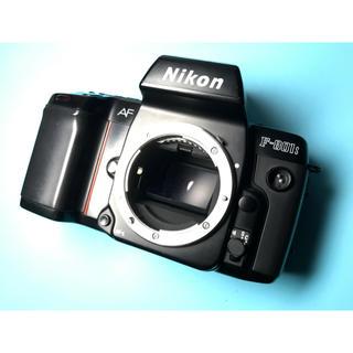 ニコン(Nikon)のNIKON 一眼レフカメラ F801s(フィルムカメラ)