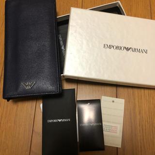 エンポリオアルマーニ(Emporio Armani)のエンポリオアルマーニ 財布(長財布)