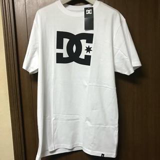 ディーシーシューズ(DC SHOES)のDC SHOES  新品 Tシャツ ロゴT Lサイズ スノーボード スケート(Tシャツ/カットソー(半袖/袖なし))