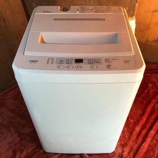 近郊送料無料♪ 2013年製 4.5kg 洗濯機 AQUA AQW-S451(洗濯機)