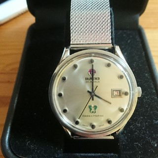ラドー(RADO)のRADO グリーンホース 自動巻き(腕時計(アナログ))