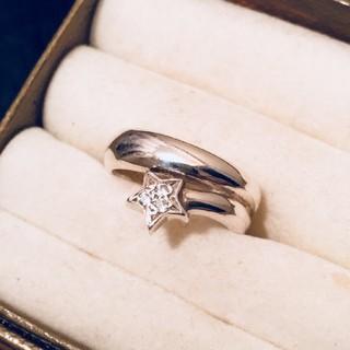 スタージュエリー(STAR JEWELRY)のStar jewelry ピンキーリング(リング(指輪))